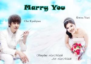 marry You Kyuhyun Yuri