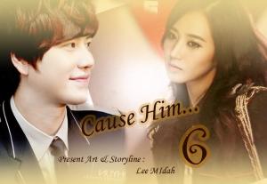 Cause him 6Yuri Kyuhyun