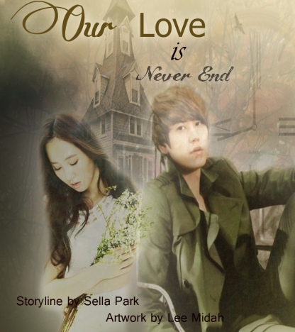 Our love is never end by lee midah