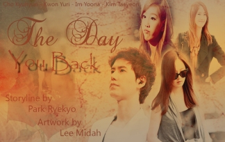 The day you back by Lee Midah
