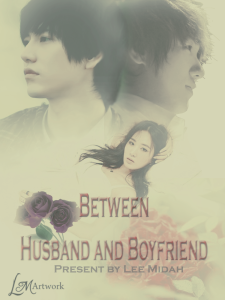 Between husband and boyfriend