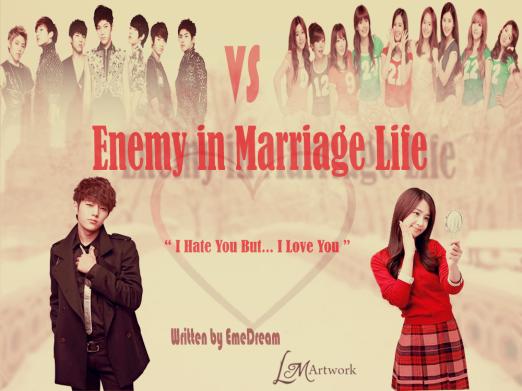 Enemy in married by Lee Midah
