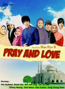 Pray and Love By Lee Midah