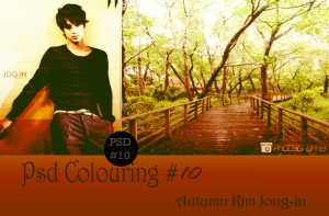 PSD #10 Autumn Kim Jong In