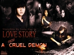 Love story a cruel demon