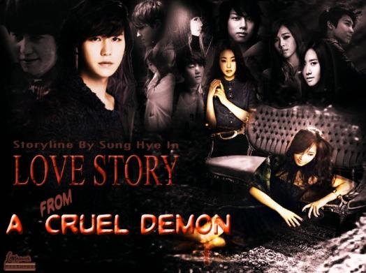 Love story a cruel demon