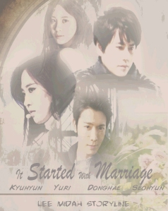 It Started with Marriage By Lee Midah