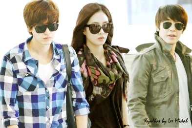 Kyulhae in Airport by Lee Midah