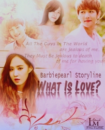 Request To Author Barbiepearl - What Is Love?