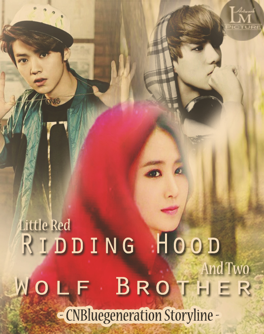 Request to CNBluegeneration - Little Red Ridding Hood and 2 Wolf Brother