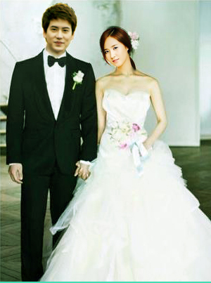 Kyuri get married by Lee midah