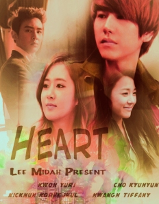 Heart by LM