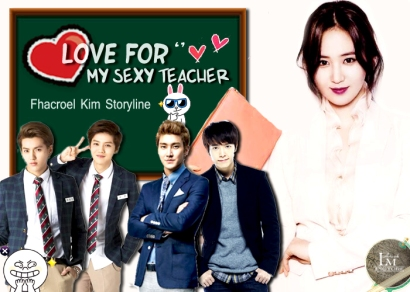 Request to Fachroel kim - Love for my sexy teacher