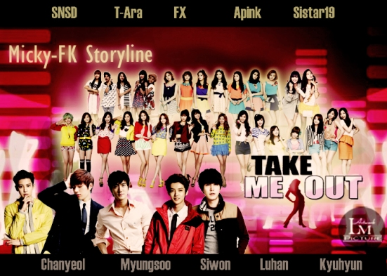 Request to Micky-FK - Take me out
