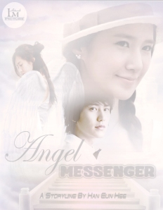 Angel Messenger Art by LM
